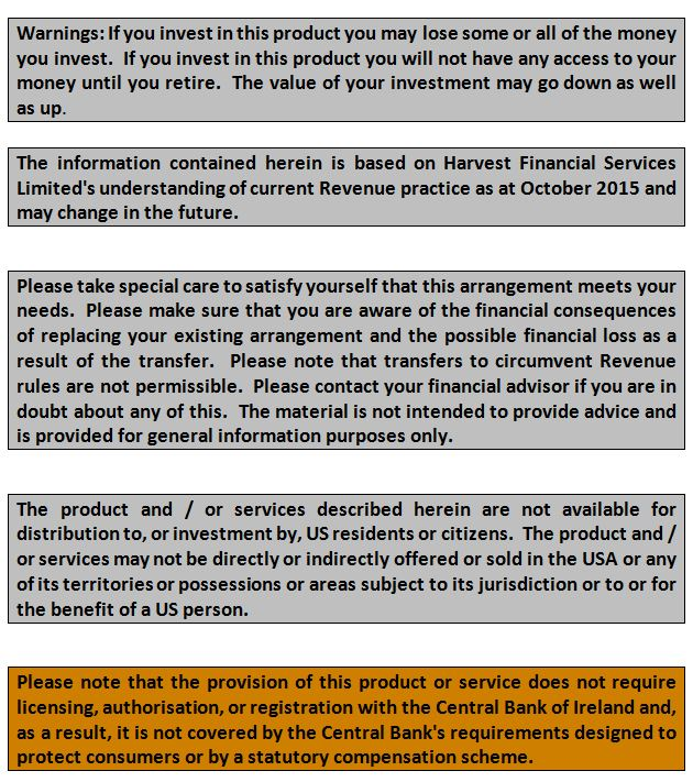 Personal Retirement Bond - Buy Out Bond - Retirement Planning