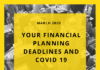 Your Financial Planning