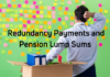 pensions and redundancy