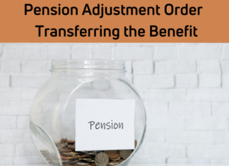 Transferring Pension Benefit