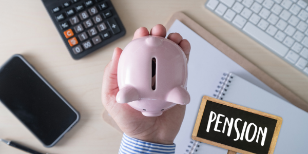 Limits for tax relief on pension